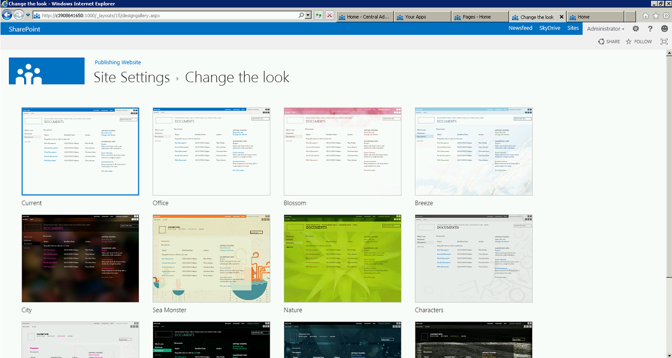 Sharepoint 2013 preview screenshots sharepoint for designers for Free sharepoint designer templates